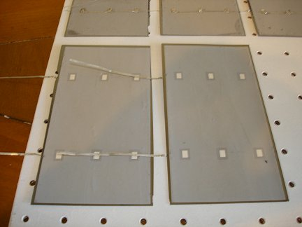 Для упрощения процесса монтажа элементов, рекомендуется начать с отрисовки сетки на основе