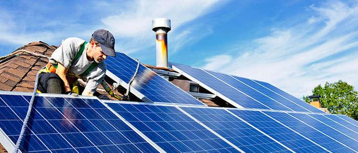 Тонкости установки солнечных батарей